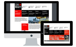 Comrealty_website
