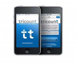 Tricount iPhone